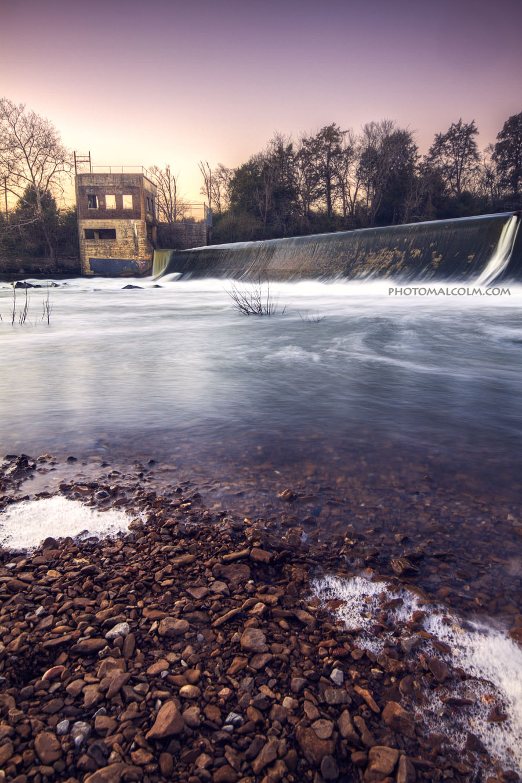 Walter Hill Dam