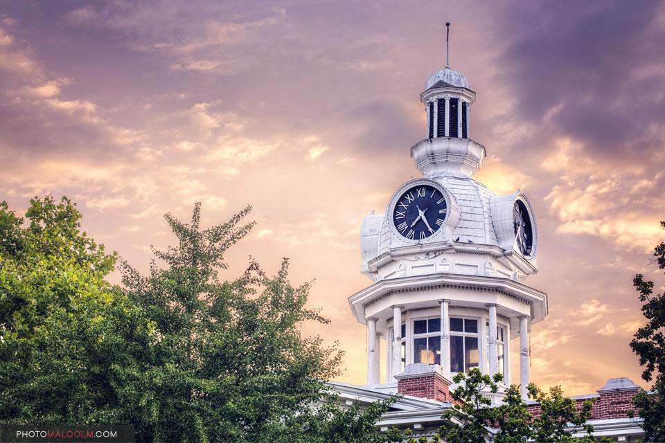 Murfreesboro Clock Tower