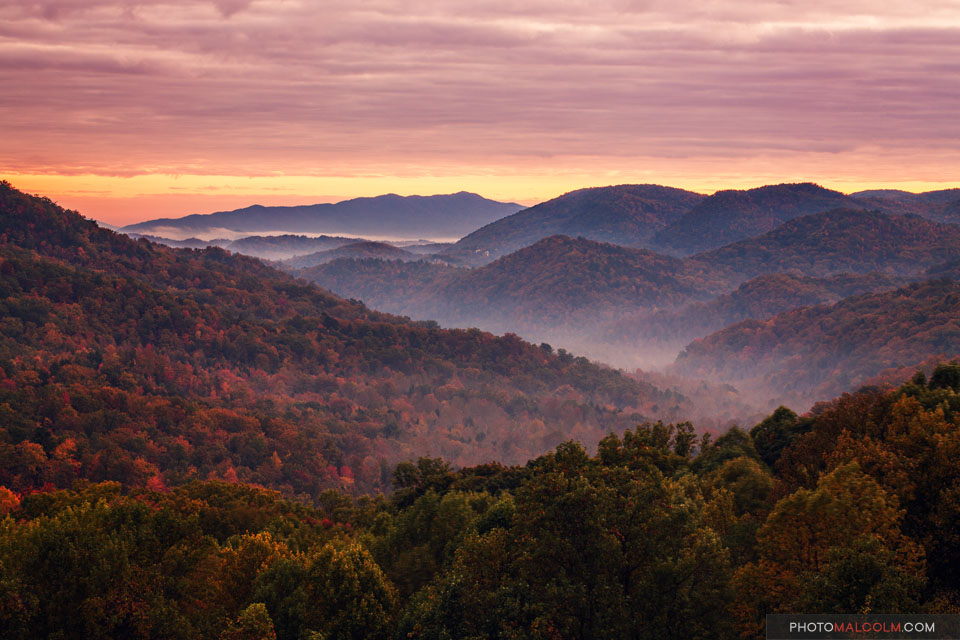 Fall in the Smokies